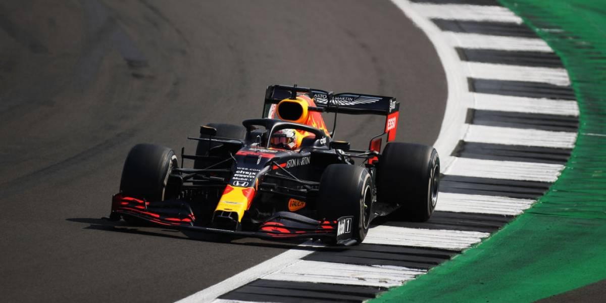 ¡El increíble Max! Verstappen se llevó el GP 70 Aniversario de Fórmula 1 sobre los Mercedes
