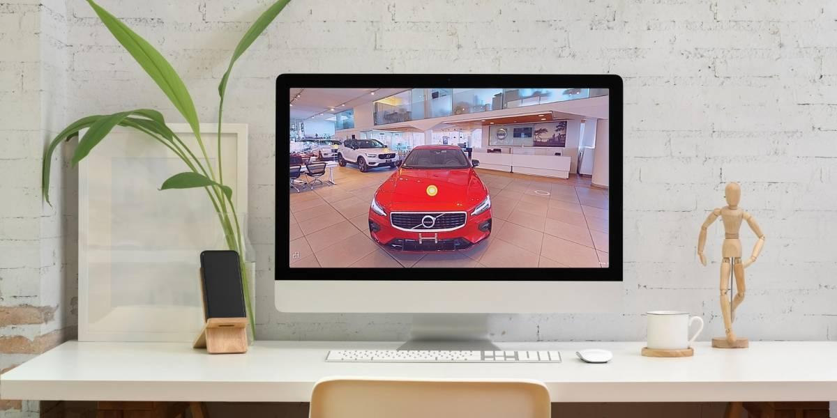 Volvo Cars Chile estrena nueva sala de ventas virtual