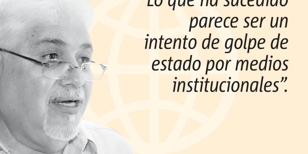 Opinión de Emilio Pantojas García: Para entender el caos electoral