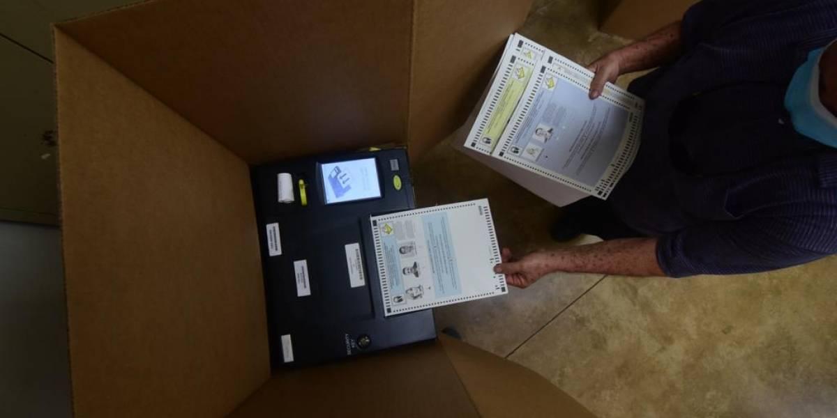 Contra el reloj la CEE a días de la fecha para envío de papeletas de voto ausente