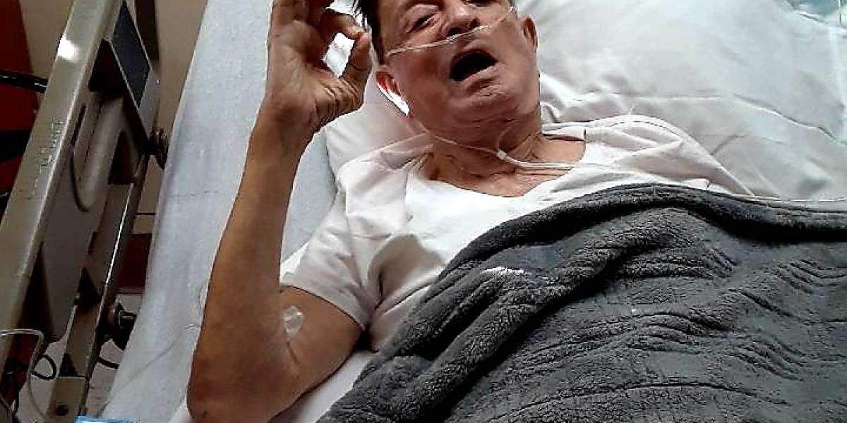 Yoyo Boing es hospitalizado por derrame isquémico