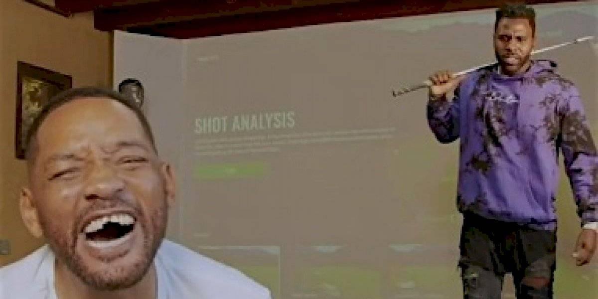 Will Smith 'impacta' a fans tras recibir golpe en el rostro