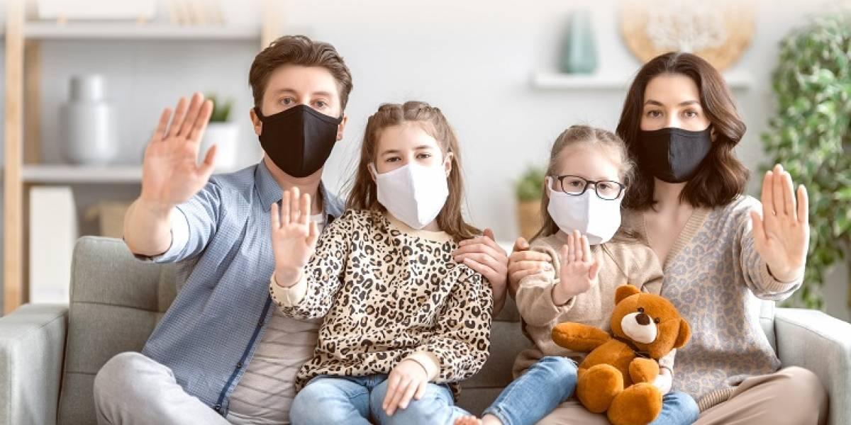 Reuniones familiares, peligrosas e inseguras para contagiarse de Covid-19, revela estudio