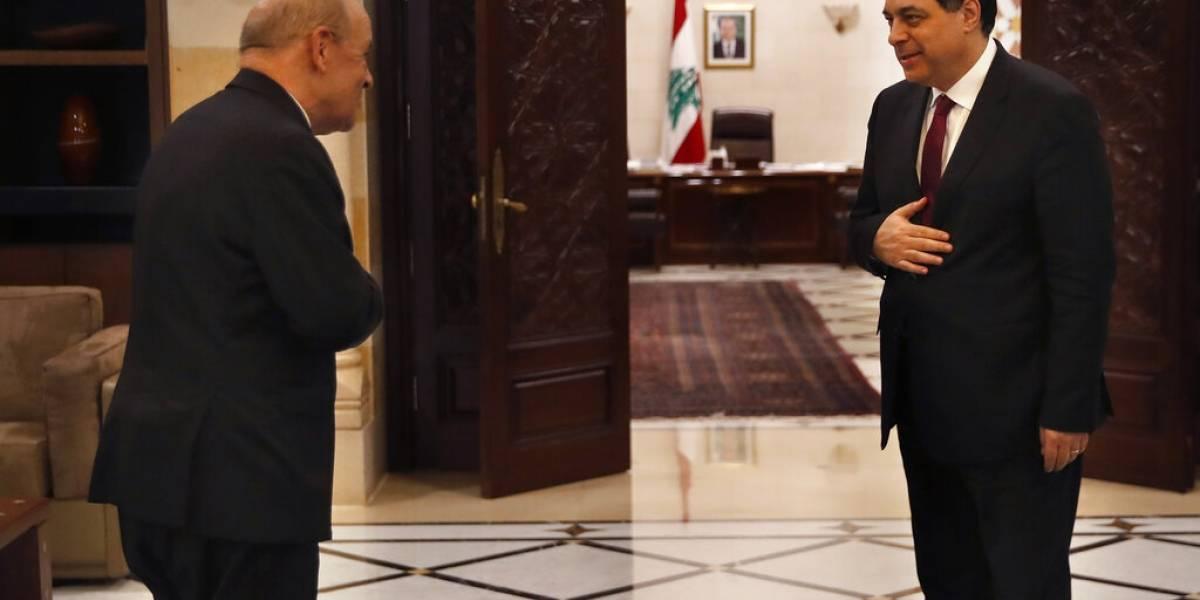 Renunció el gobierno del Líbano tras crisis desatada por la explosión de Beirut
