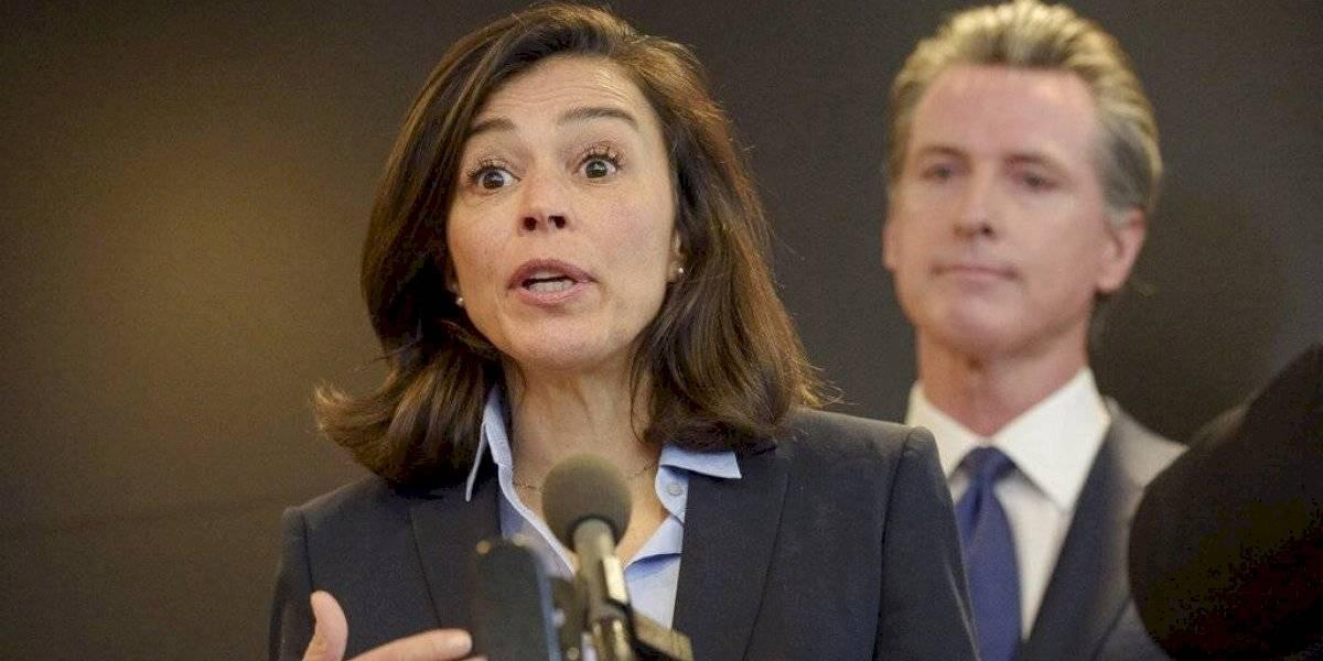 Renuncia la jefa de salud pública de California