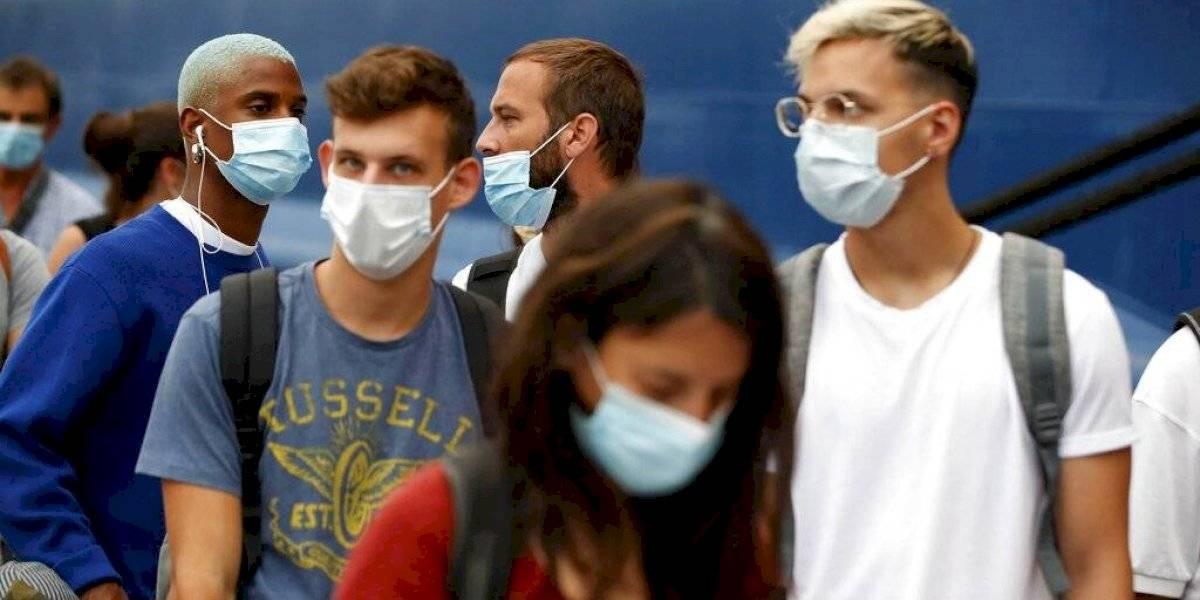 Alarmante aumento de contagios de COVID-19 en Grecia