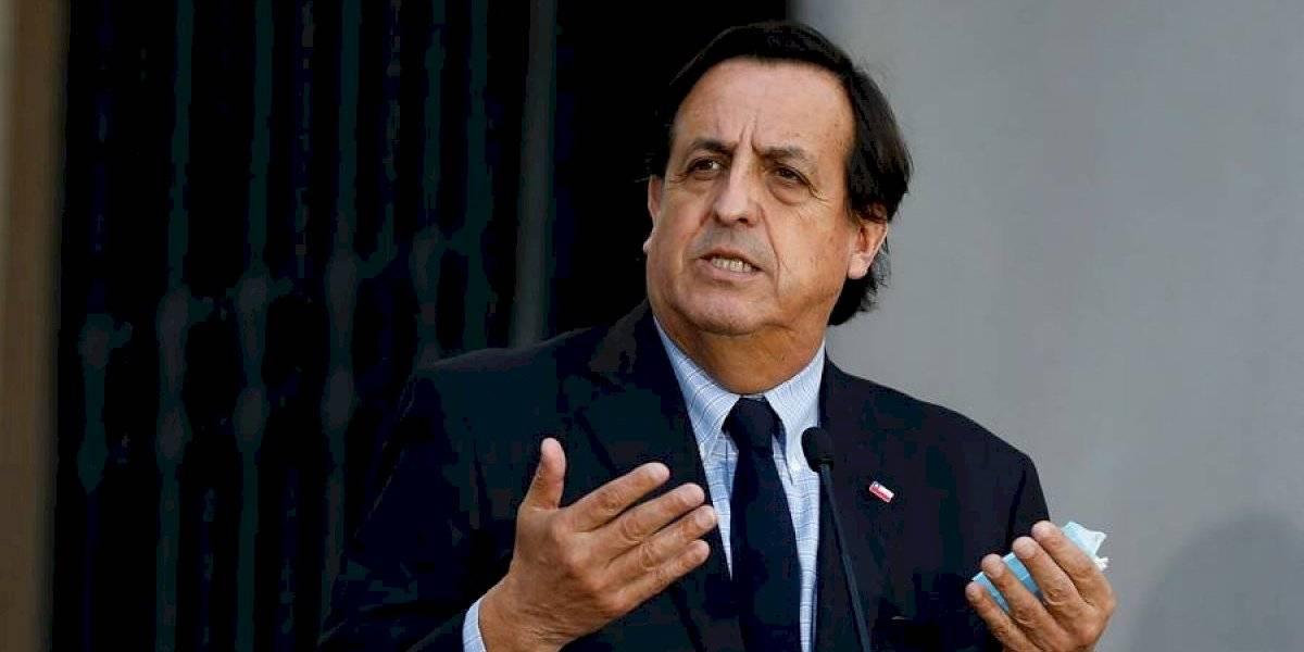 """Ministro Pérez arremete por amenazas de camioneros: """"No creemos en los ultimátum"""""""