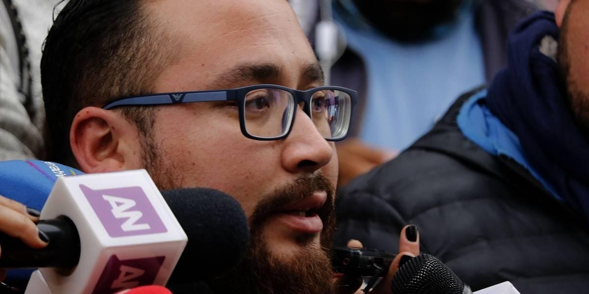 """Patricio Olivares, abogado del padre de Ámbar: """"No hay por dónde decir que Bustamante estaba loco"""""""