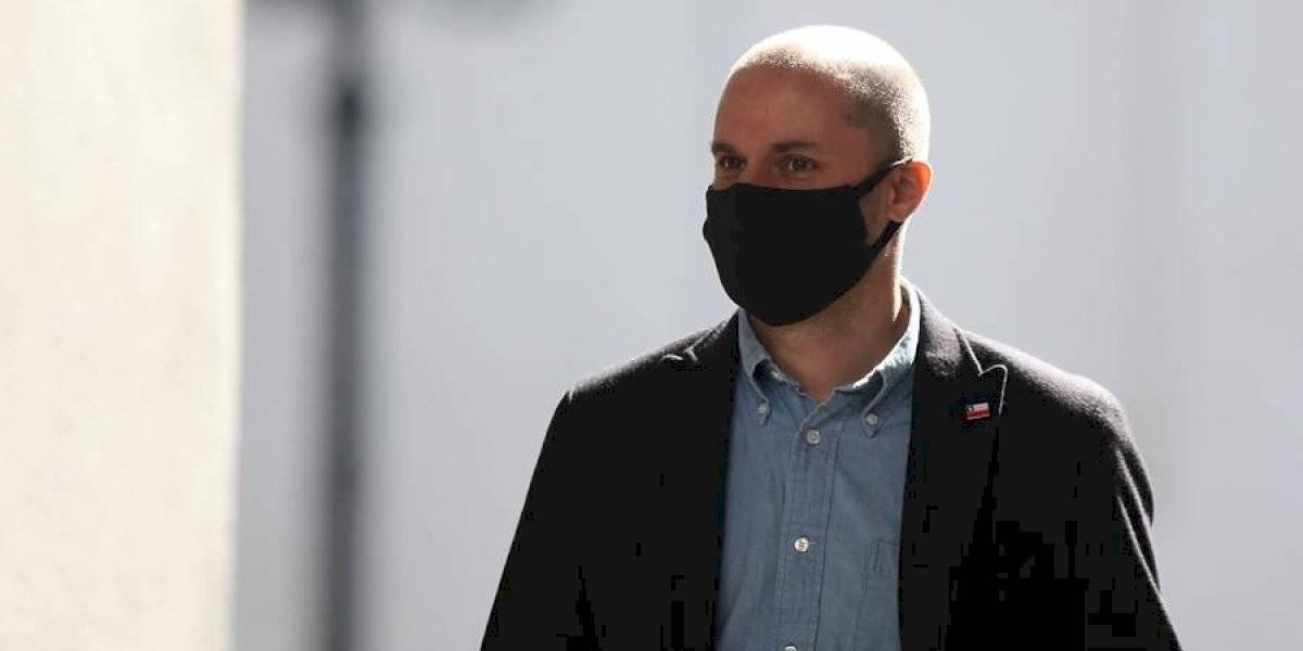 """Ministro Bellolio: """"No soy socialdemócrata. Soy un liberal clásico"""""""