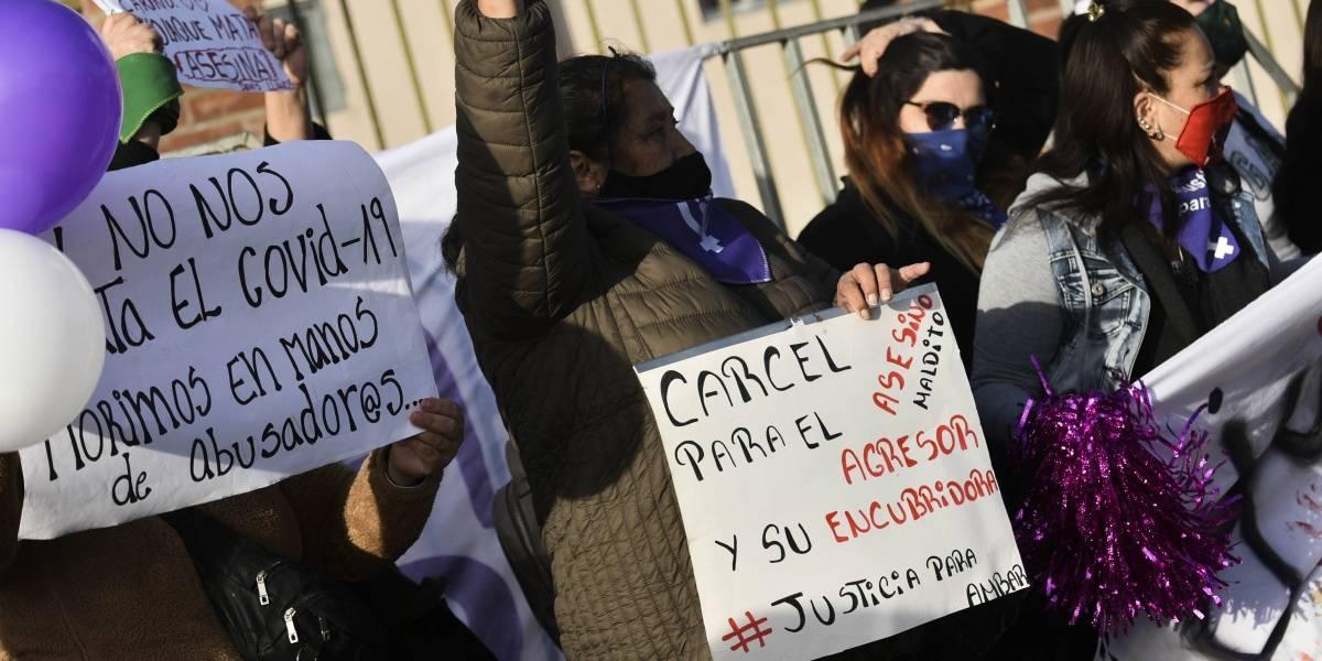 Las macabras últimas horas de Ámbar Cornejo en calle Covadonga