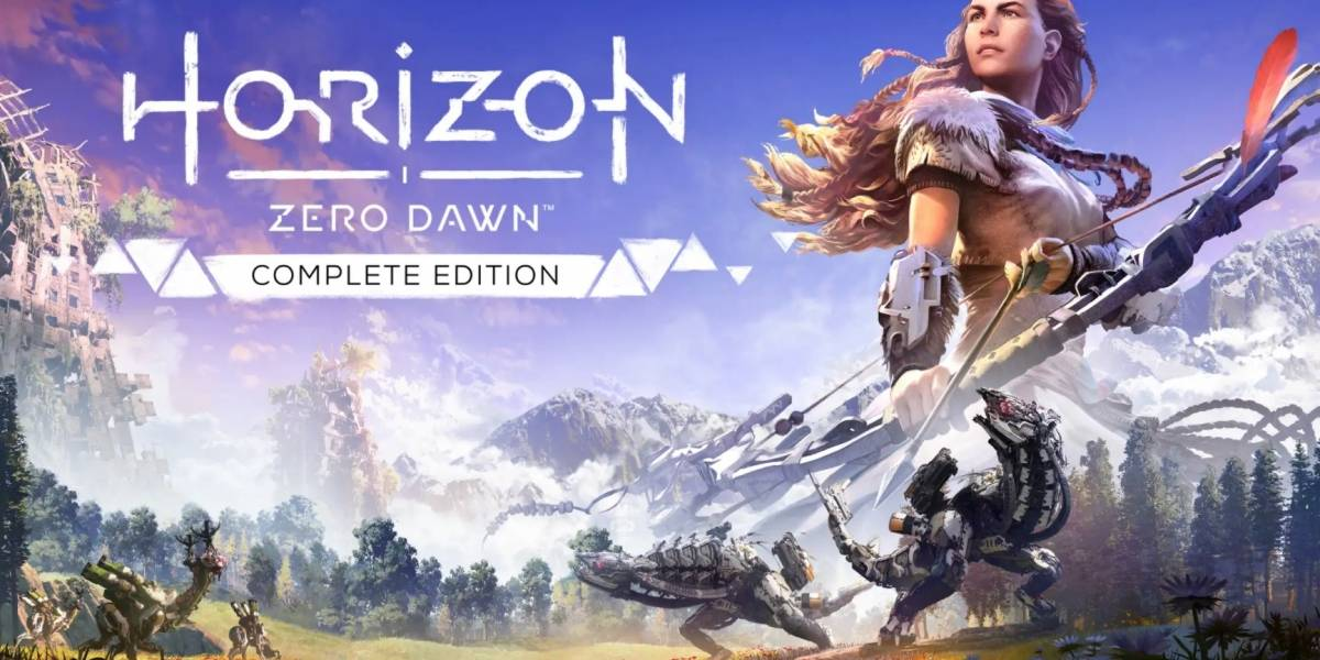 Game Horizon Zero Dawn Complete Edition já está disponível para PC