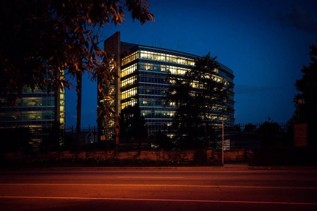 Las oficinas de los CDC estuvieron afectados por la bacteria.