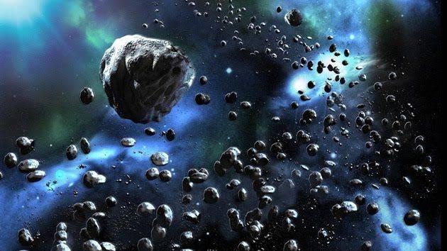 Cinturon de asteroides