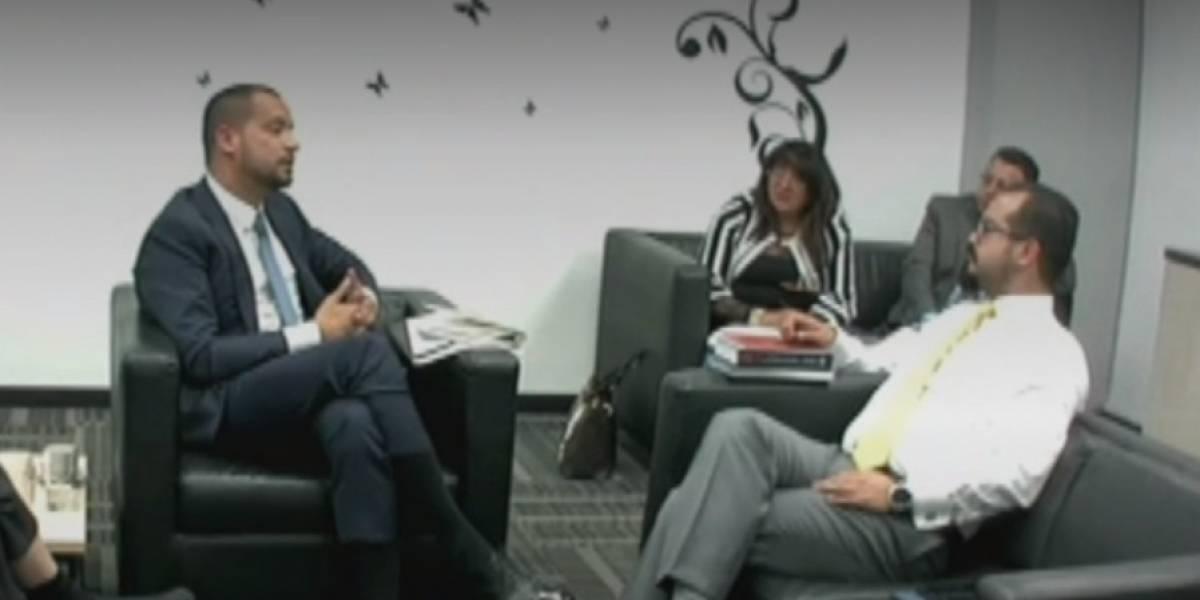 CASO URIBE: El regaño del fiscal a Diego Cadena por curiosa justificación  (interrogatorio Diego Cadena)   Publimetro Colombia