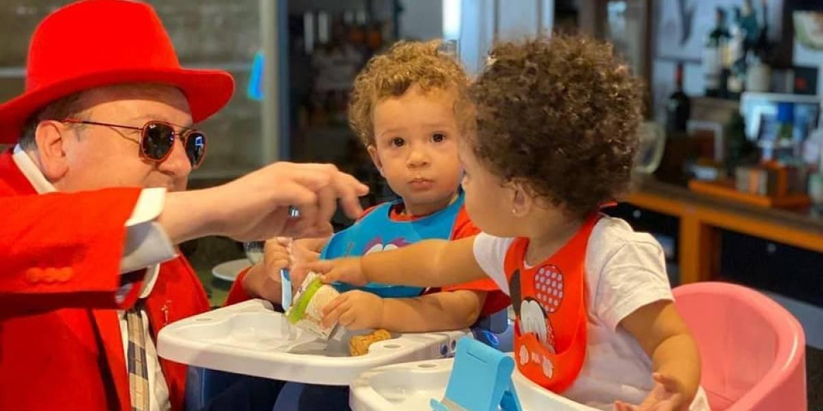 MasterChef Brasil: Jacquin conta como é ser pai de gêmeos depois dos 50
