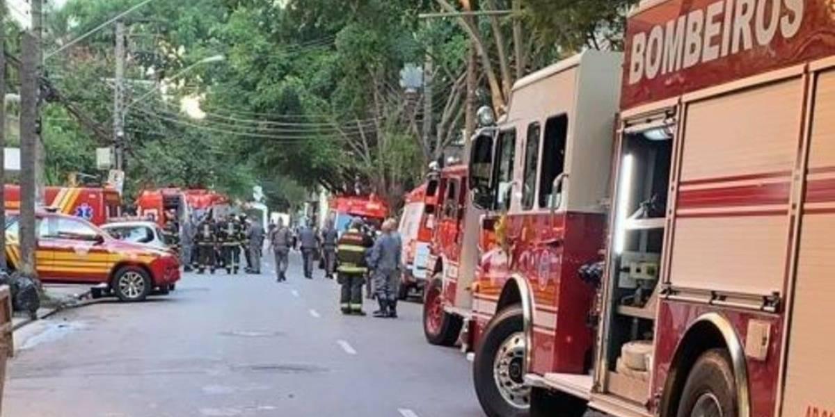 Ataque químico motivado por obra deixa quatro pessoas intoxicadas em SP