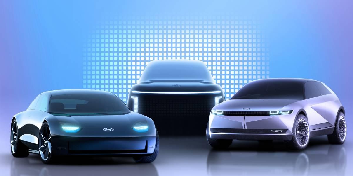 IONIQ es la nueva marca de Hyundai dedicada a vehículos eléctricos