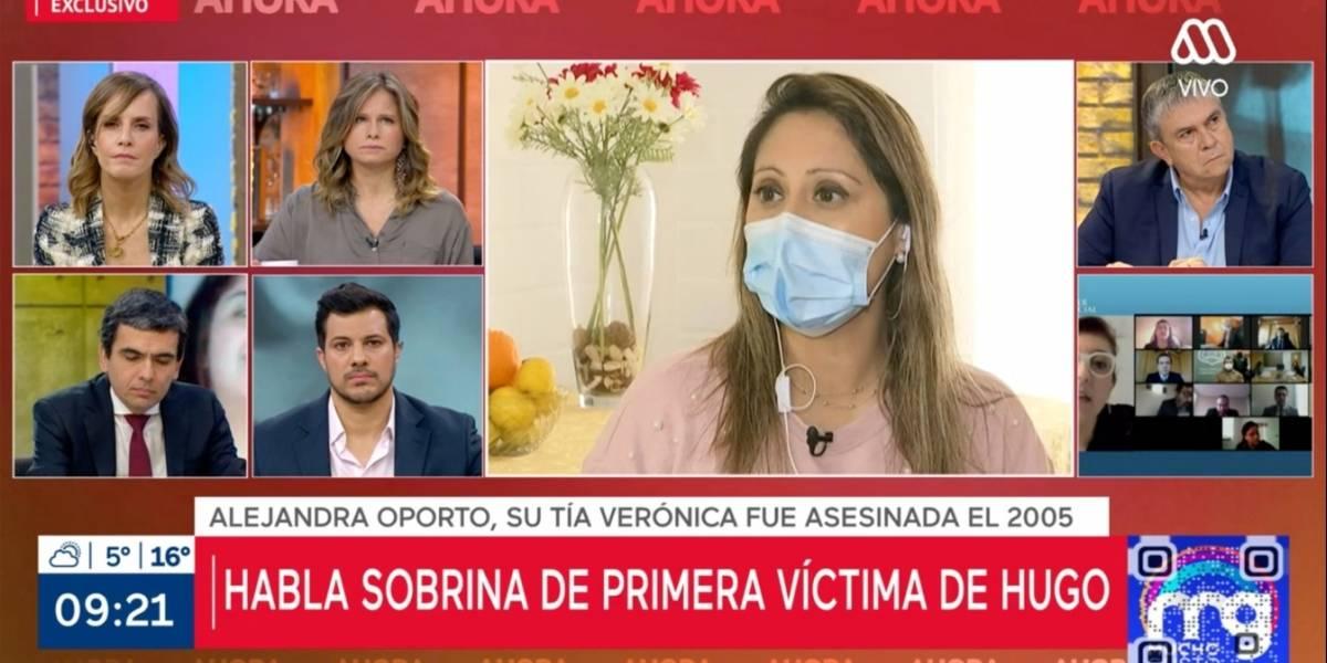 """Familia de las primeras víctimas de Hugo Bustamante: """"Siempre nos sentimos solos, nunca hubo justicia real"""""""