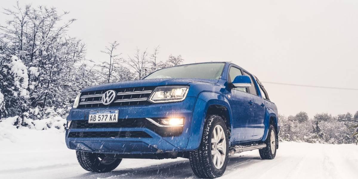 La potente Amarok V6 llega a robustecer la oferta de camionetas de Volkswagen