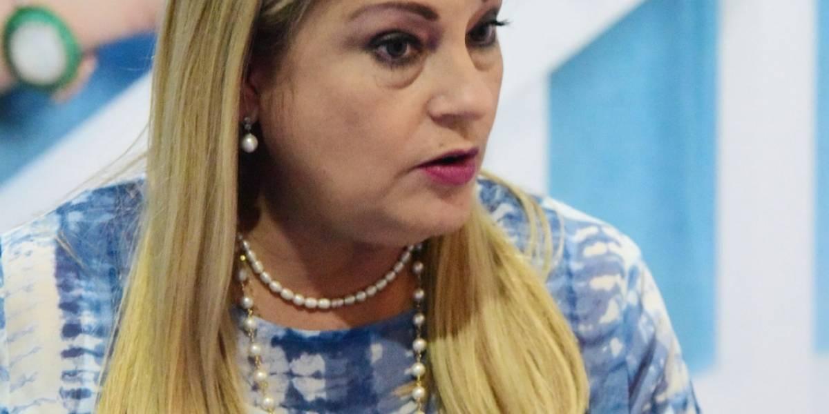 Gobernadora asegura que versión de Contralor Electoral no contradice imputación contra miembro del PFEI