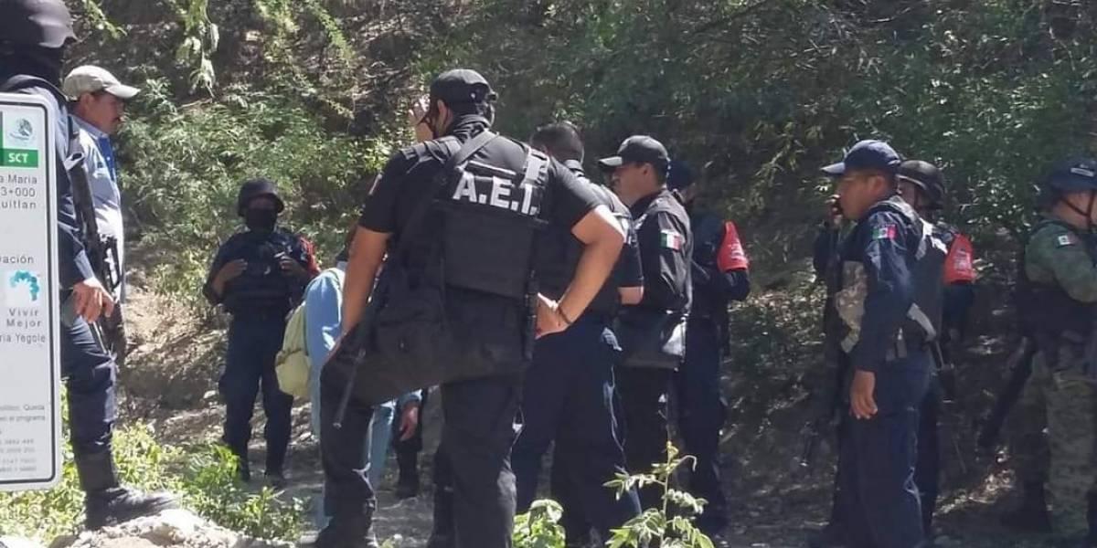 Reportan multihomicidio de familia de 6 en poblado de Oaxaca