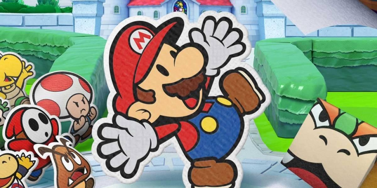 """""""Paper Mario: The Origami King"""": un videojuego con altas dosis de humor y nostalgia"""