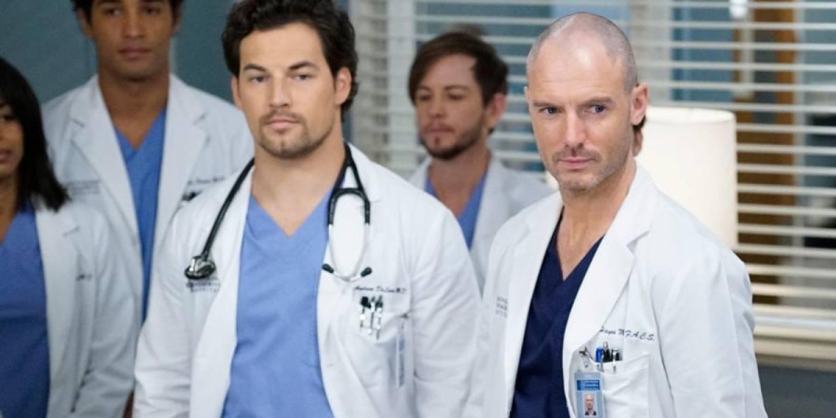 """El """"doctor"""" de Grey's Anatomy que se une al mundo Marvel"""