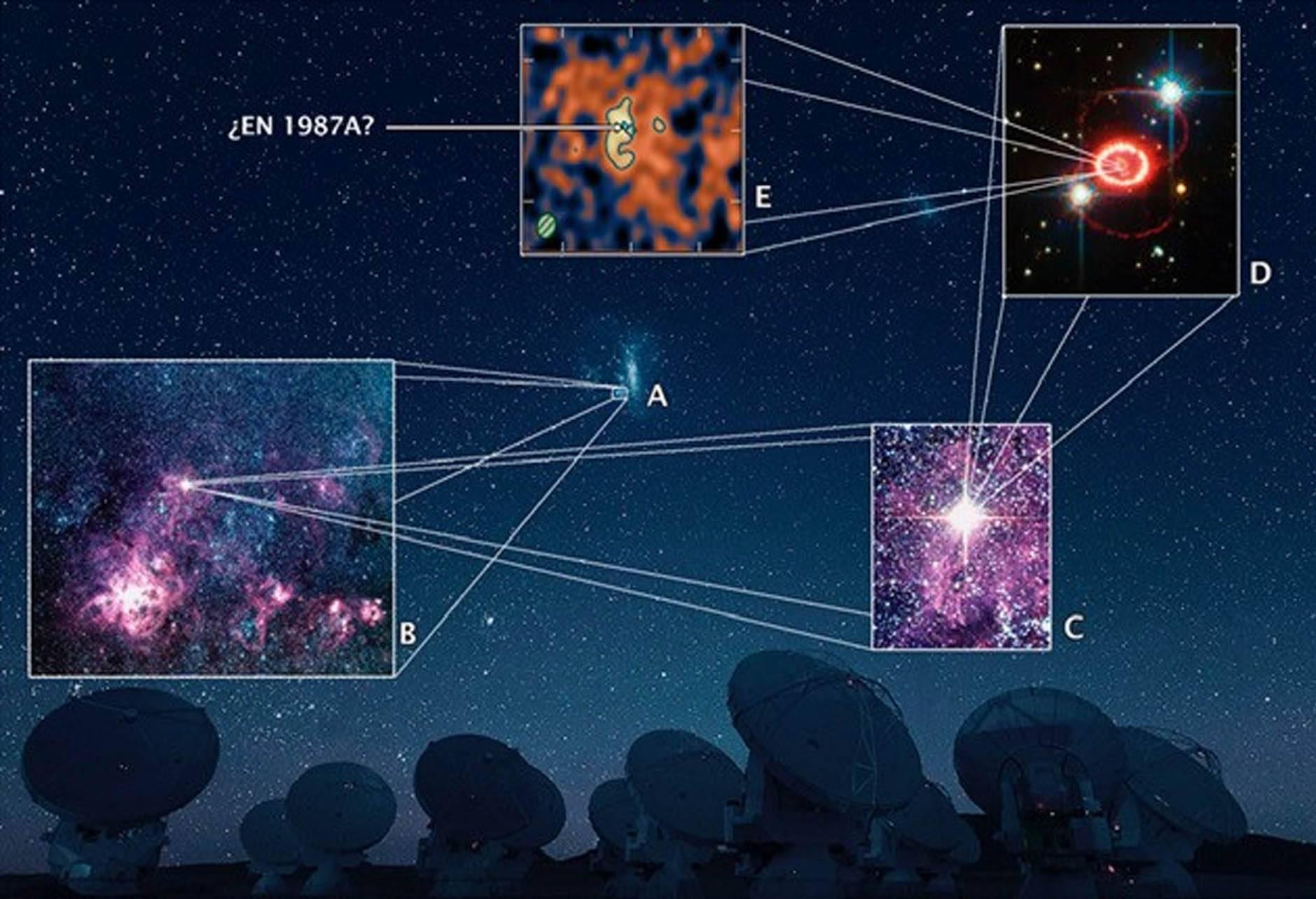 Dany Page (UNAM) y su análisis de la estrella de neutrones