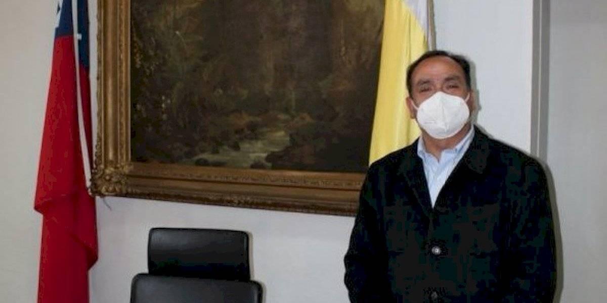 Socialista asume como alcalde de San Bernardo en reemplazo de Nora Cuevas