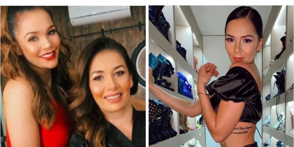 La mamá de Lina Tejeiro levanta pasiones posando en bikini