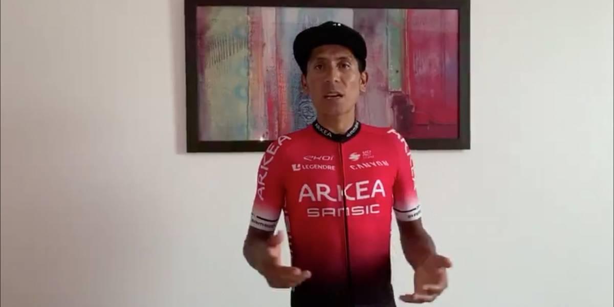 ¡La palabra más buscada! Nairo Quintana sale a responder por escándalo de dopaje en Arkéa