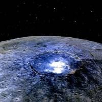 Marte no sería la primera alternativa para la humanidad: un científico ve mas viable fabricar un mega satélite en la órbita de Ceres