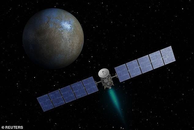 Ceres Sonda espacial Dawn
