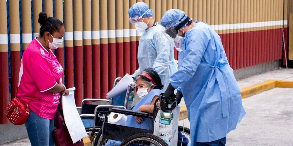 México alcanza 492,522 contagios acumulados y 53,929 muertes por Covid-19