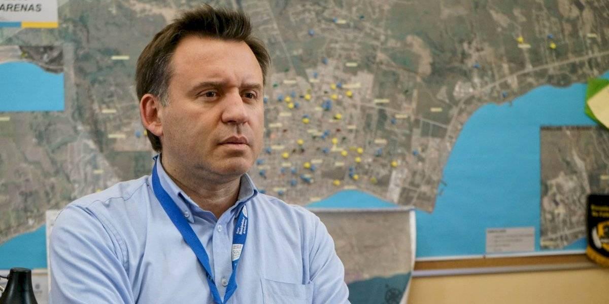 """Claudio Radonich, alcalde de Punta Arenas: """"El rebrote debe ser una alerta"""""""