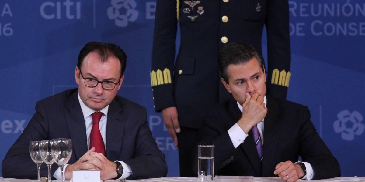 Presenta Lozoya denuncia ante FGR, va contra EPN y Videgaray
