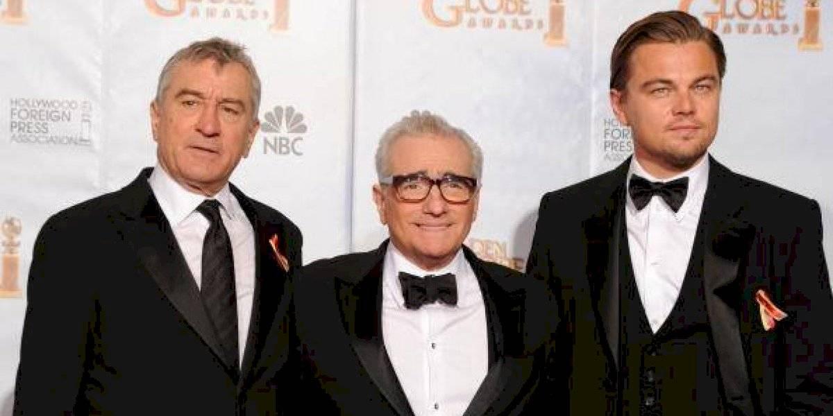 Será protagonizada por Robert de Niro y Leonardo DiCaprio: anuncian fecha de rodaje de nueva película de Martin Scorsese