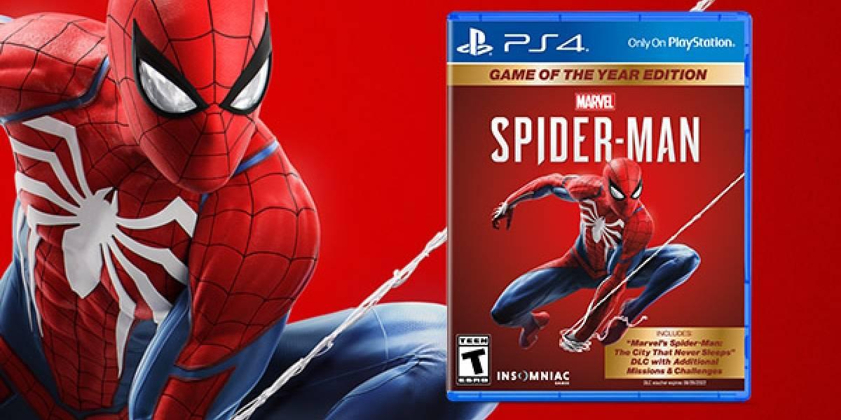 PlayStation 4: Marvel's Spider-Man con todas sus expansiones tiene un 50% de descuento y otras tres grandes ofertas