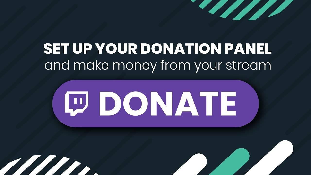 Twitch donaciones