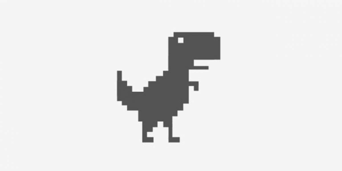 El juego del dinosaurio de Google sí termina, aquí te decimos cuánto dura