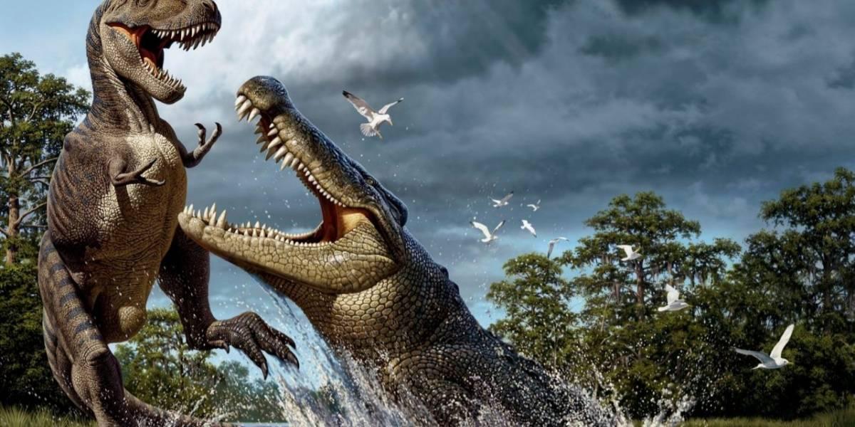 Ciencia: los cocodrilos de hace 82 millones de años podían comer dinosaurios sin problemas