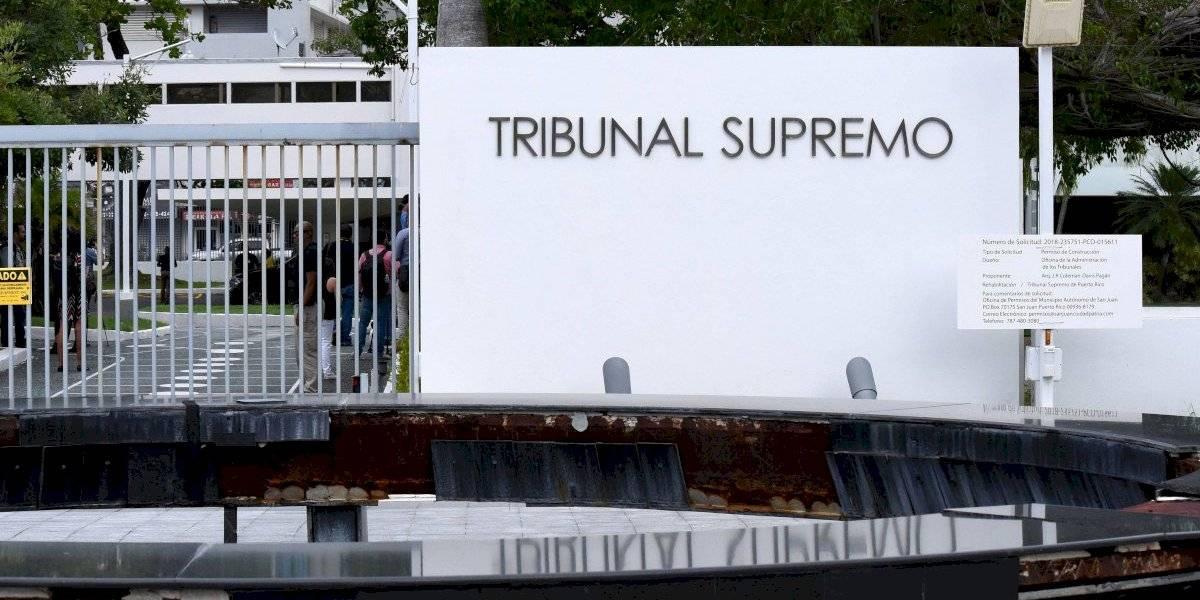 Tribunal Supremo despacha moción urgente del comisionado del PPD