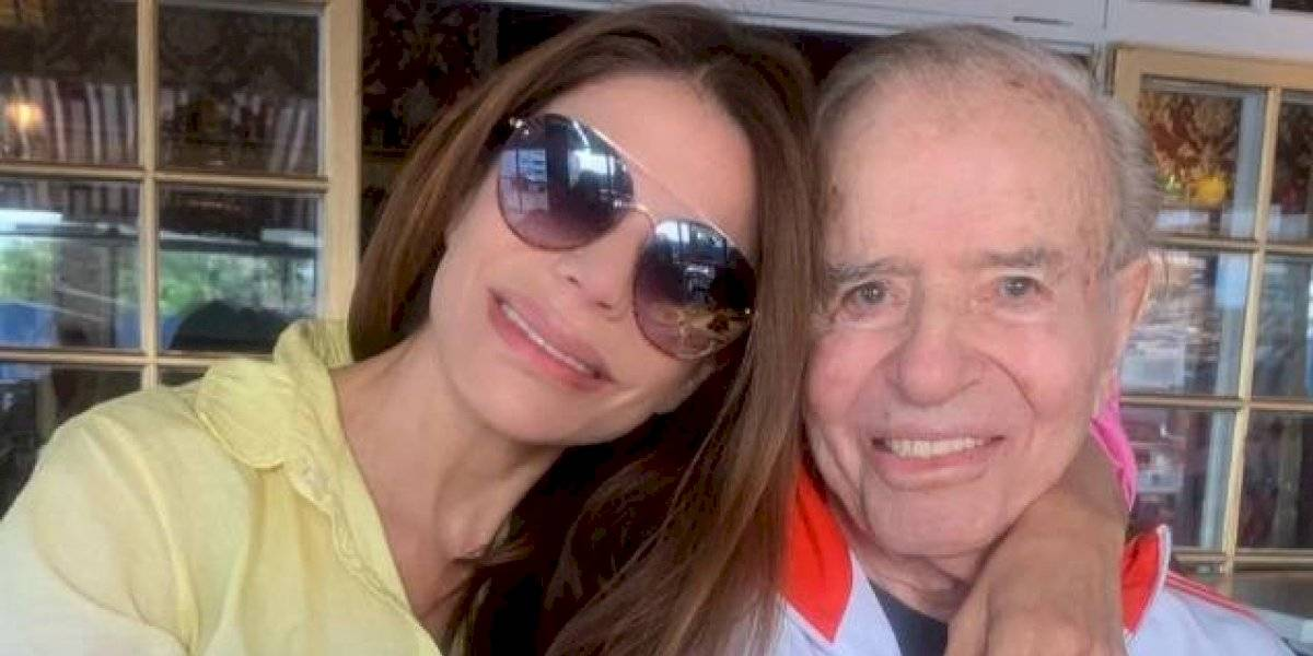 Zulemita Menem y su madre dan positivo por coronavirus: esperan resultado del ex presidente argentino
