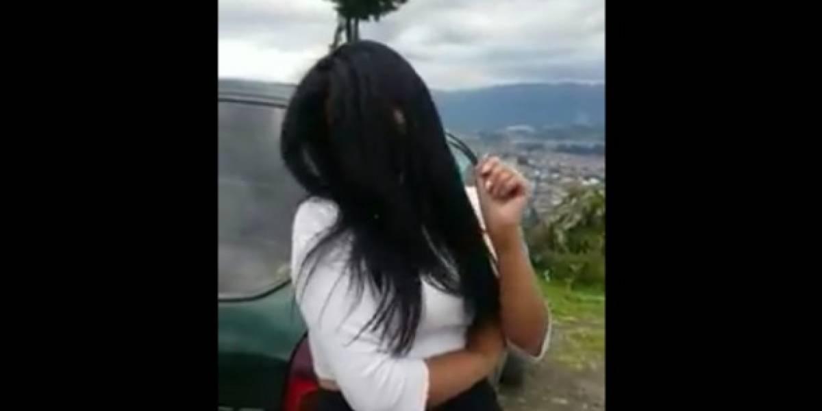 Cuenca: Mujer agredió a policías, tosió sobre ellos, y les dijo que estaba infectada de coronavirus