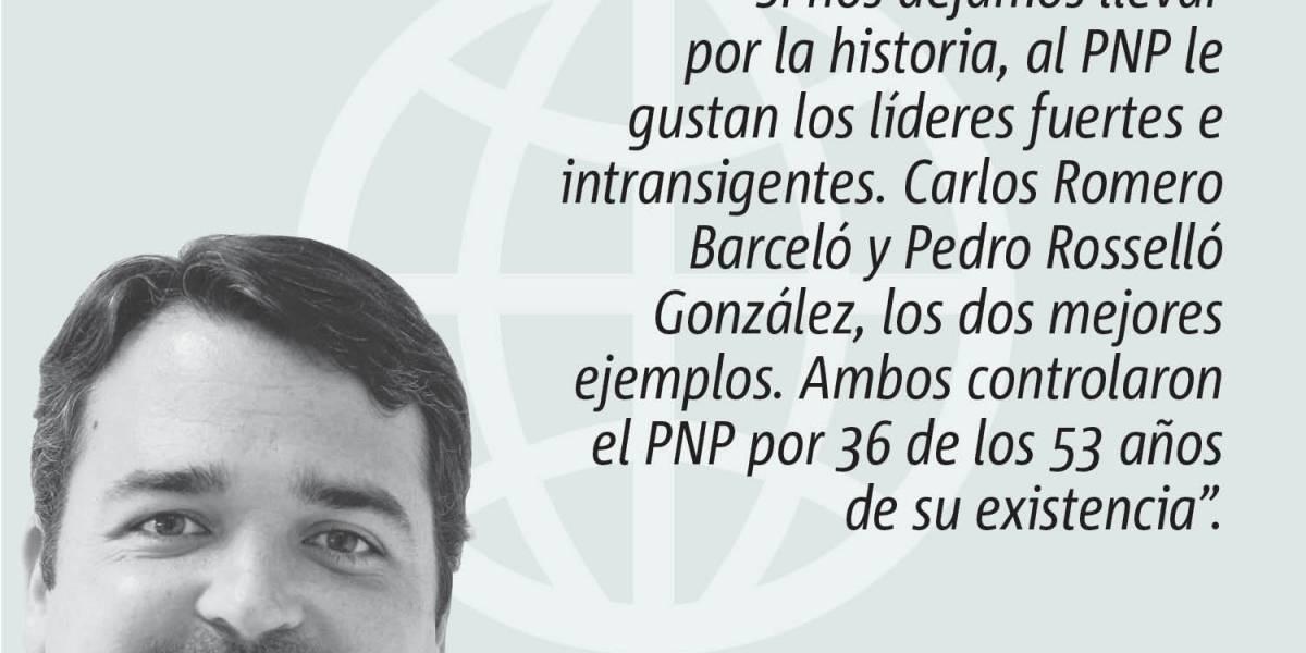 Opinión de Alejandro J. Figueroa: El Alma del PNP