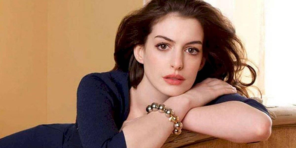 Anne Hathaway sin maquillaje prueba que tiene el secreto de la eterna juventud