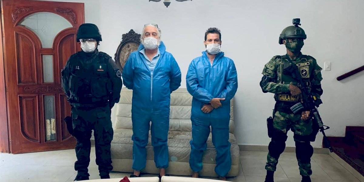 Arrestan a dos estadounidenses en Colombia por vender falsa cura de COVID-19