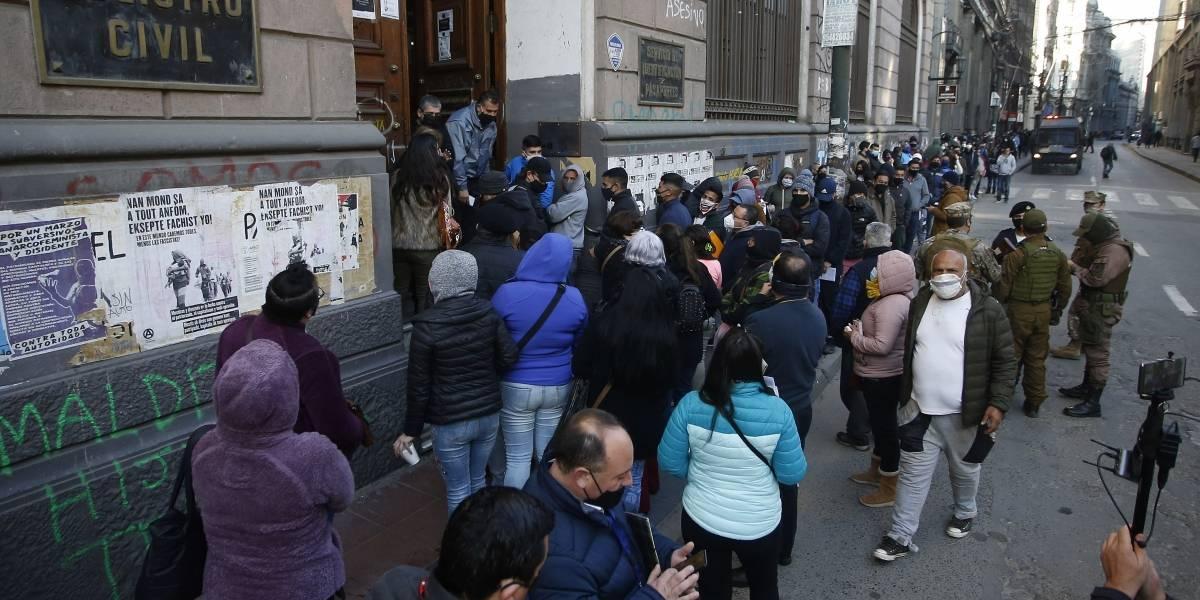 Al principio casi todos cumplían: en Valparaíso aumentan en 500% las reincidencias por infracciones a la cuarentena