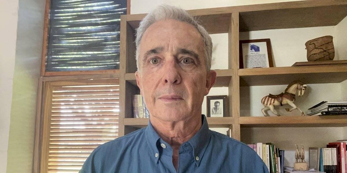 Ex presidente de Colombia confirma detención y revela su número de preso