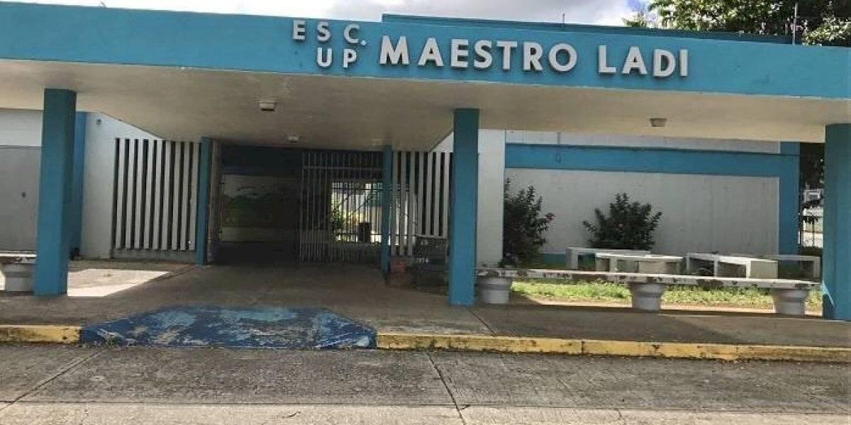 Denuncian que Educación desmantela escuela en Vega Alta en medio de la pandemia